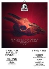Affiche Skull 5€